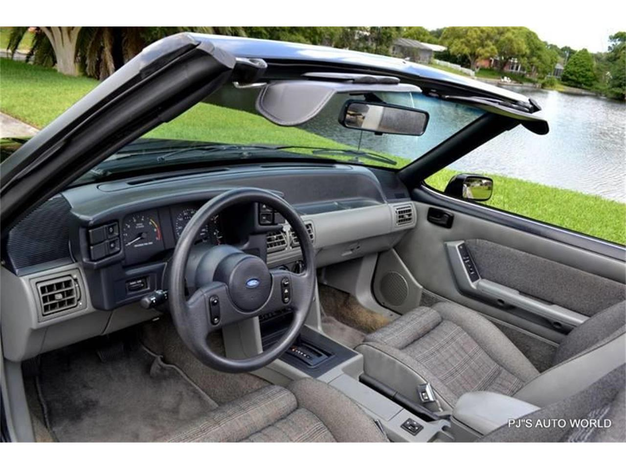 Large Picture of 1989 Ford Mustang Offered by PJ's Auto World - NGI8
