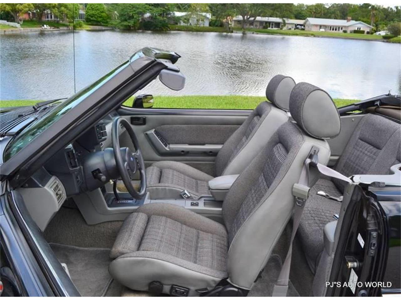 Large Picture of 1989 Ford Mustang located in Clearwater Florida - $17,900.00 - NGI8