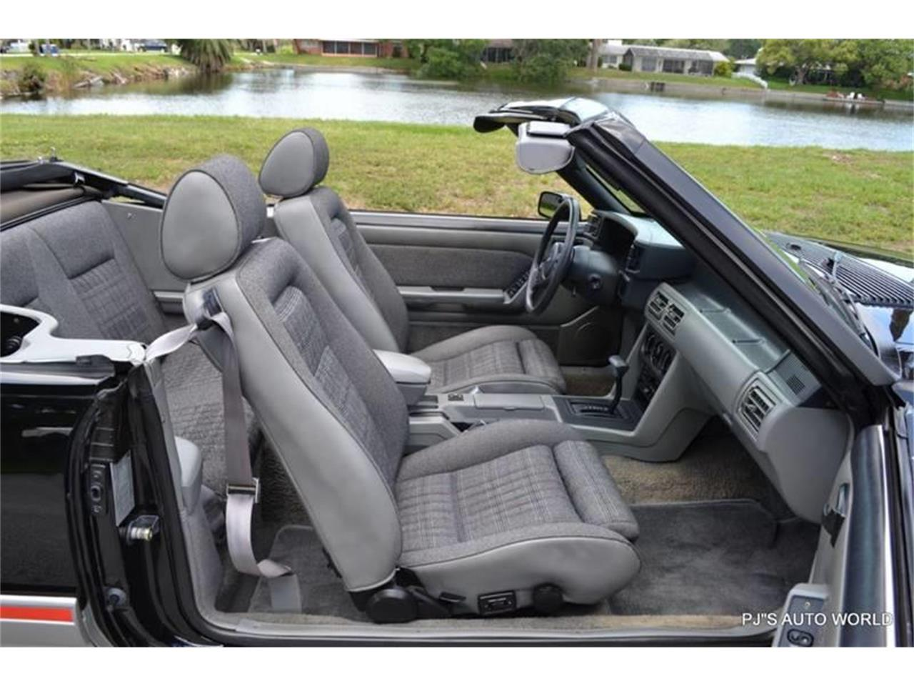 Large Picture of '89 Ford Mustang located in Clearwater Florida - $17,900.00 Offered by PJ's Auto World - NGI8