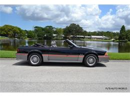 Picture of 1989 Ford Mustang located in Clearwater Florida - NGI8