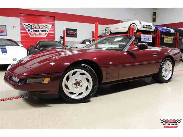 Picture of '93 Corvette - NGID
