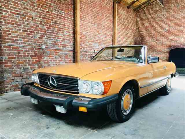 Picture of '76 Mercedes-Benz 450SL located in California - $21,750.00 Offered by  - NGJ1