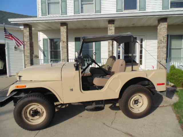 Picture of '71 CJ5 - NDEC