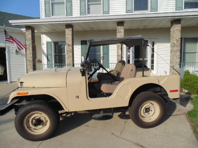 Picture of '71 Jeep CJ5 - $13,999.00 - NDEC