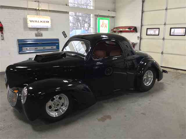Picture of 1940 Willys Coupe located in Michigan - $125,000.00 Offered by  - NGJU