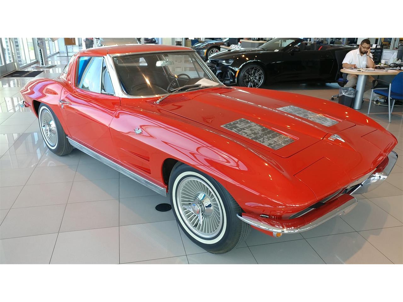 1963 chevrolet corvette for sale classiccars com cc 1094543
