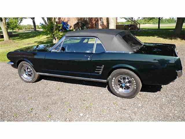 Picture of '66 Mustang - NGK0