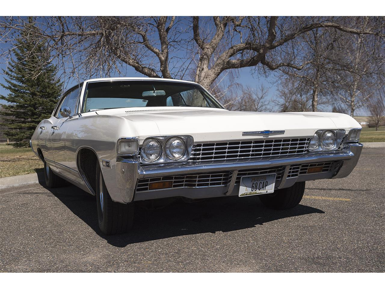 1968 Chevrolet Caprice 2 Door For Sale Cc 1094547 Large Picture Of Classic 68 Located In Montana Offered By A Private Seller