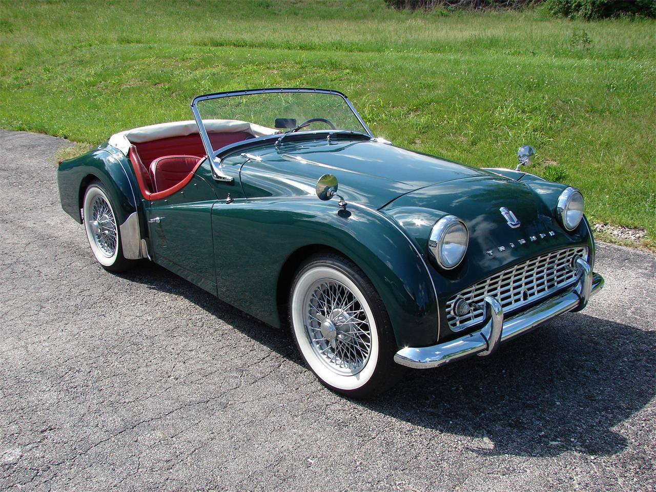 For Sale: 1963 Triumph TR3B in Washington, Missouri