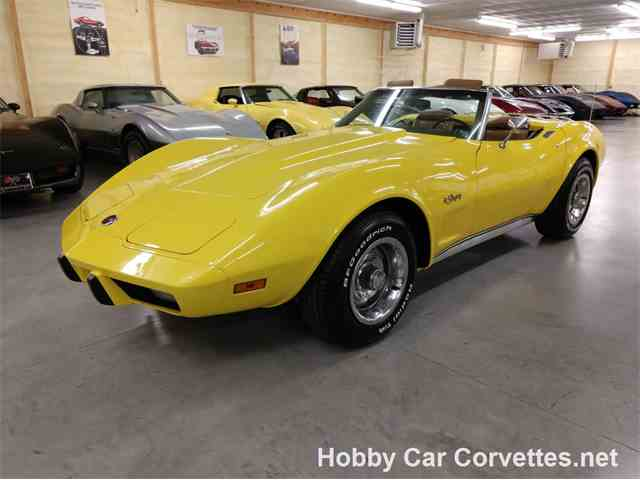 Picture of '75 Corvette - NGKE