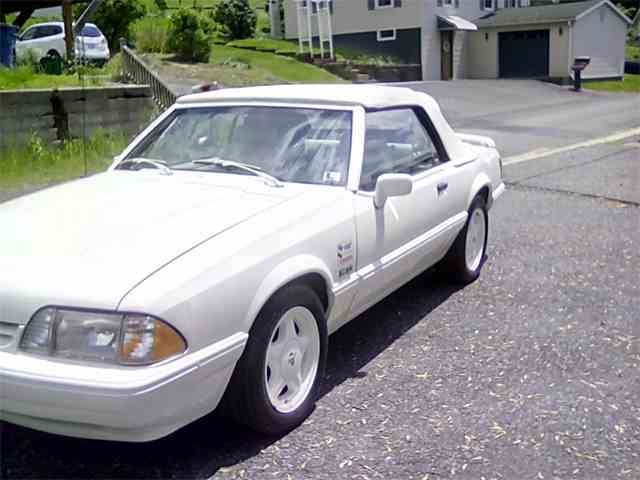Picture of '93 Mustang - NGKI