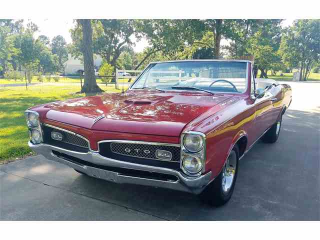 Picture of Classic '67 GTO located in Texas - $76,500.00 Offered by a Private Seller - NGKN