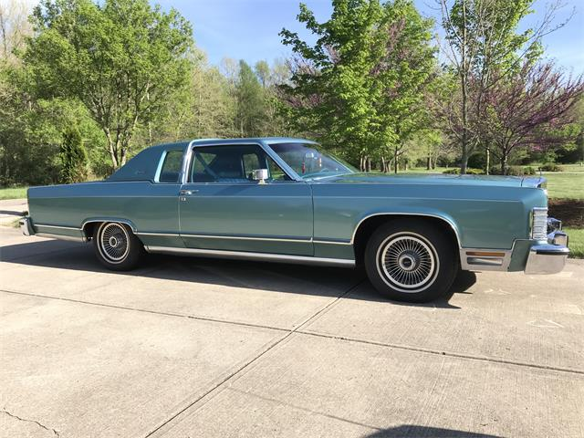 Picture of 1979 Lincoln Continental - $36,000.00 Offered by a Private Seller - NGKT
