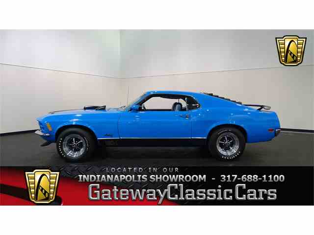 Picture of Classic '70 Ford Mustang - $69,000.00 - NGKV
