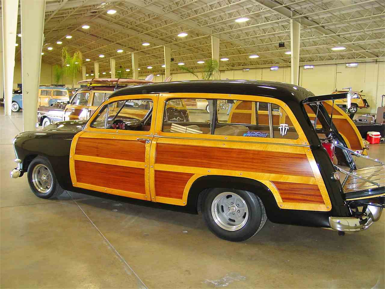 Large Picture of Classic '50 Woody Wagon located in Tustin California - NDEI