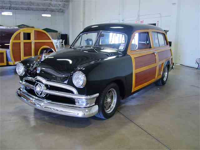 Picture of Classic 1950 Woody Wagon - $119,000.00 Offered by a Private Seller - NDEI