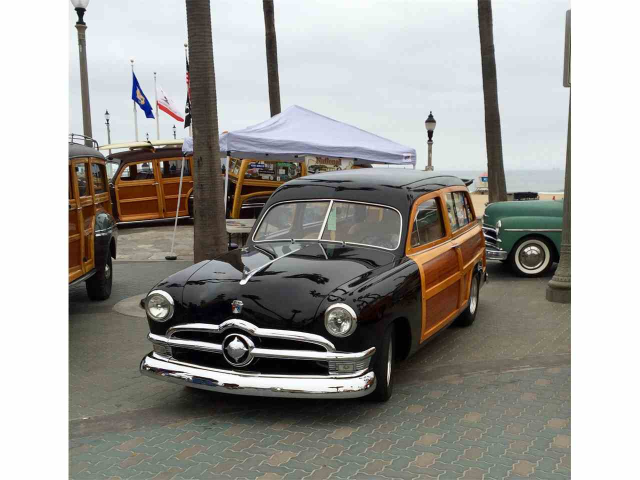 Large Picture of Classic '50 Ford Woody Wagon located in Tustin California - $119,000.00 Offered by a Private Seller - NDEI