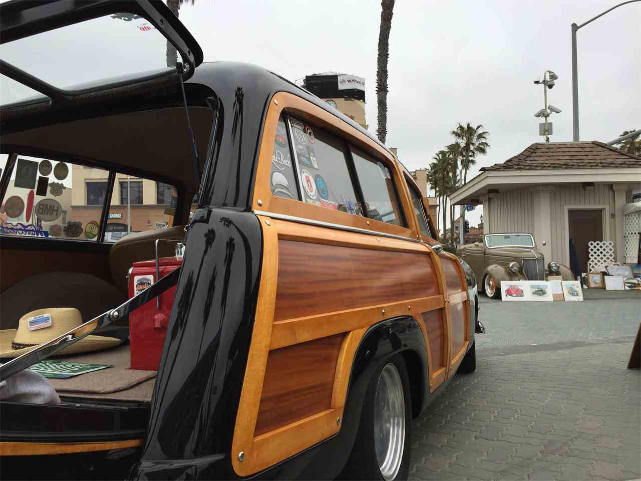 Large Picture of '50 Ford Woody Wagon located in California - $119,000.00 Offered by a Private Seller - NDEI