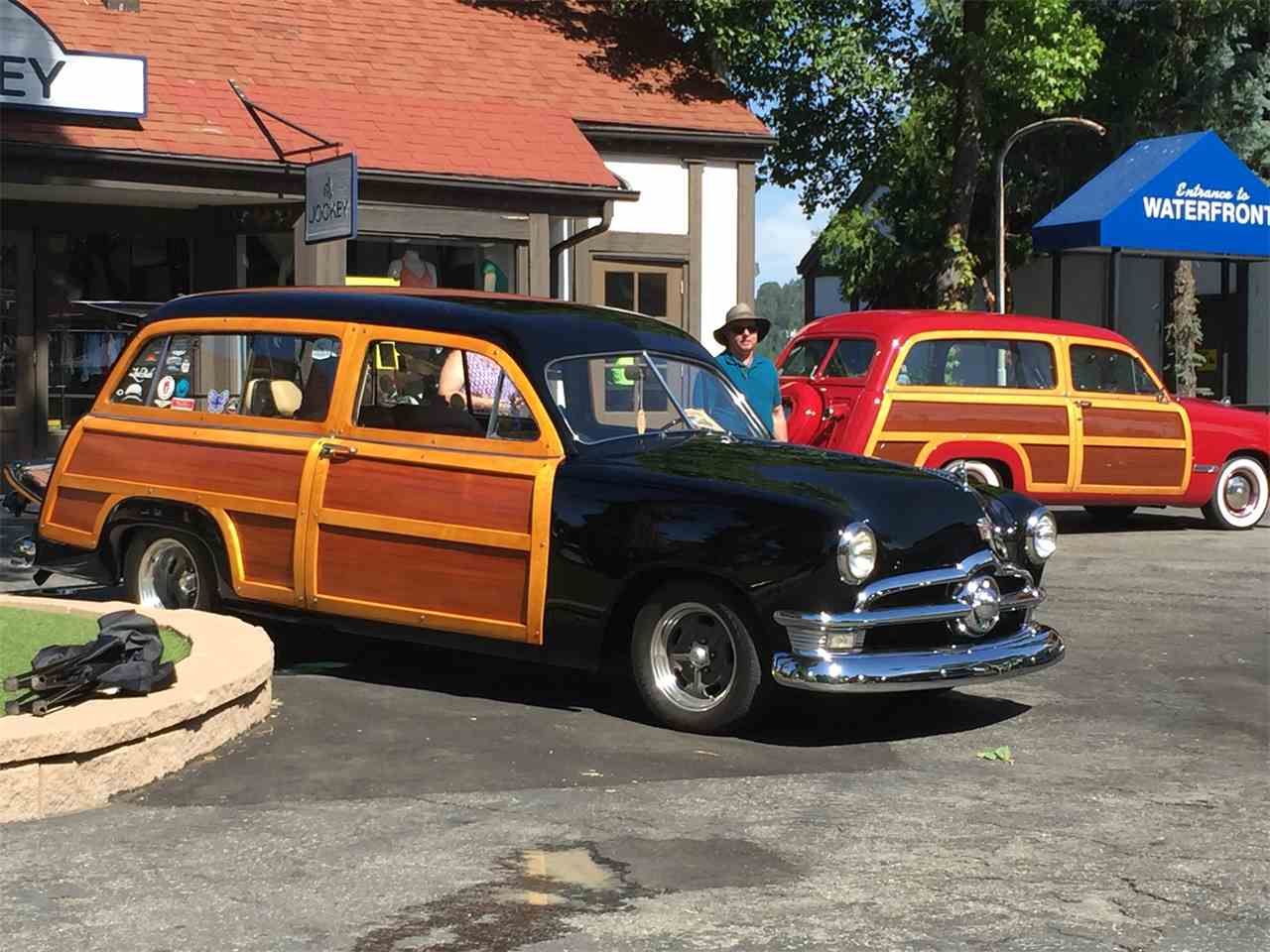 Large Picture of Classic '50 Ford Woody Wagon Offered by a Private Seller - NDEI