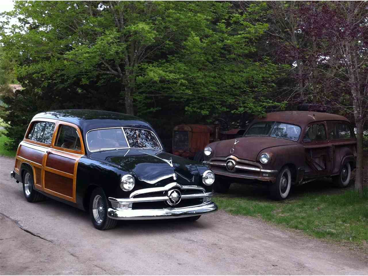 Large Picture of 1950 Ford Woody Wagon Offered by a Private Seller - NDEI