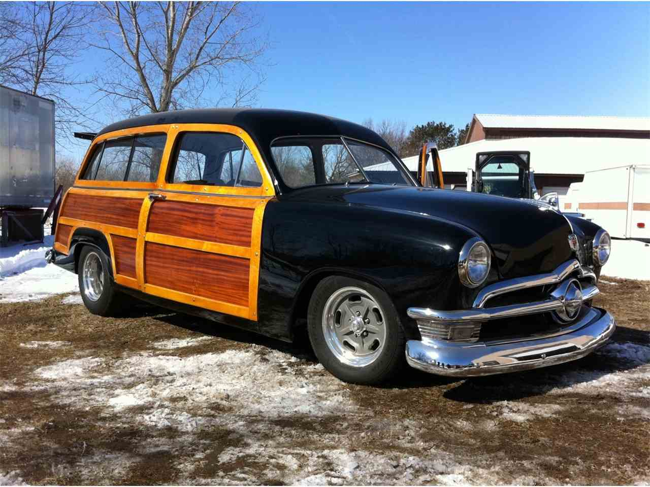 Large Picture of '50 Ford Woody Wagon - $119,000.00 Offered by a Private Seller - NDEI