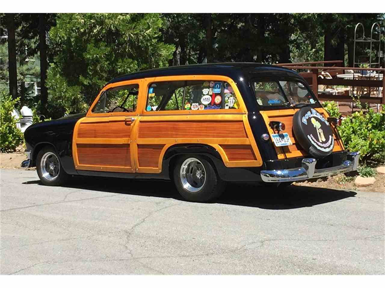 Large Picture of 1950 Woody Wagon located in California - $119,000.00 Offered by a Private Seller - NDEI