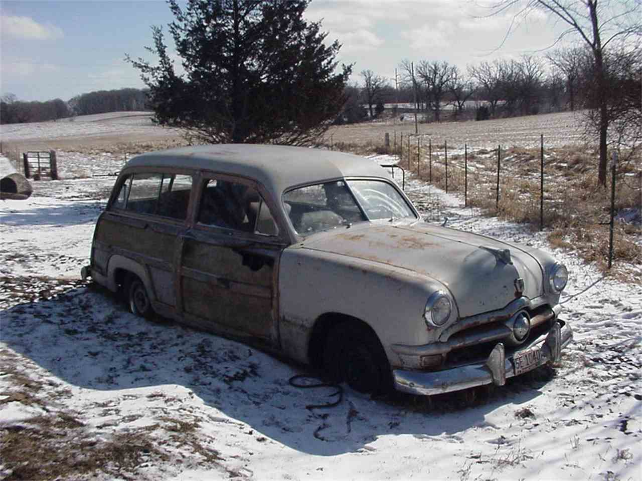 Large Picture of 1950 Woody Wagon located in California - $119,000.00 - NDEI