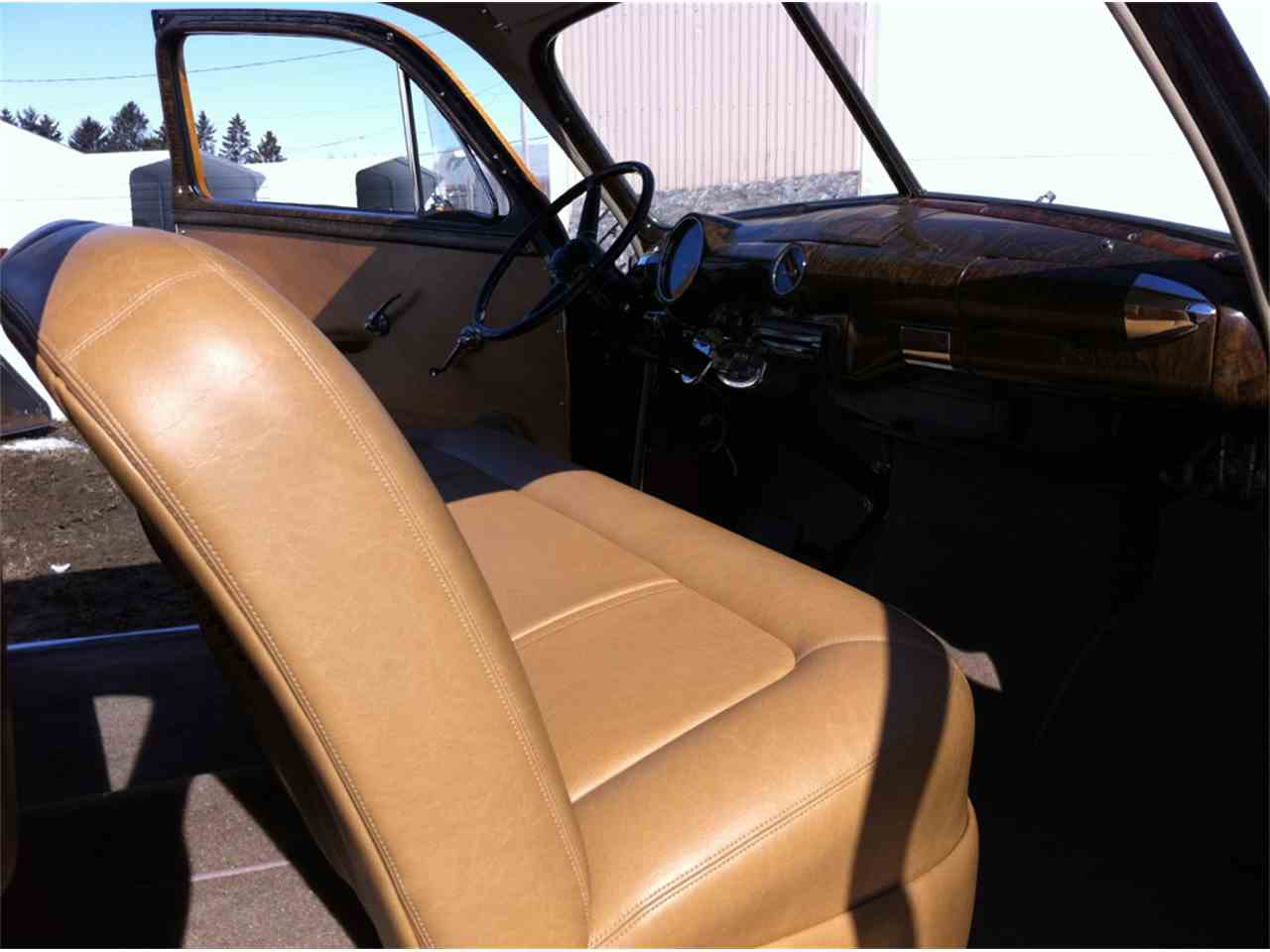 Large Picture of Classic '50 Woody Wagon Offered by a Private Seller - NDEI