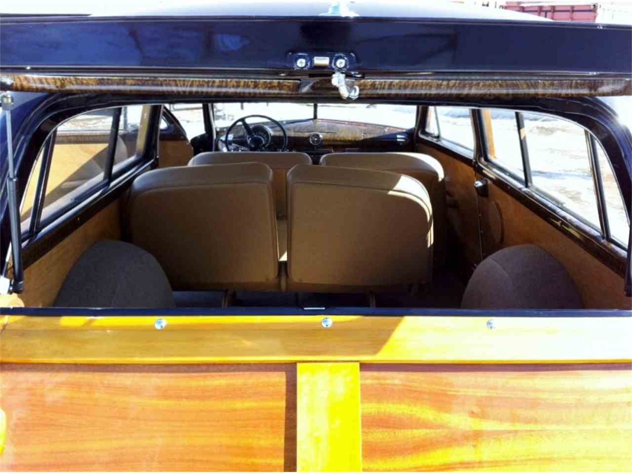 Large Picture of Classic '50 Woody Wagon - $119,000.00 Offered by a Private Seller - NDEI