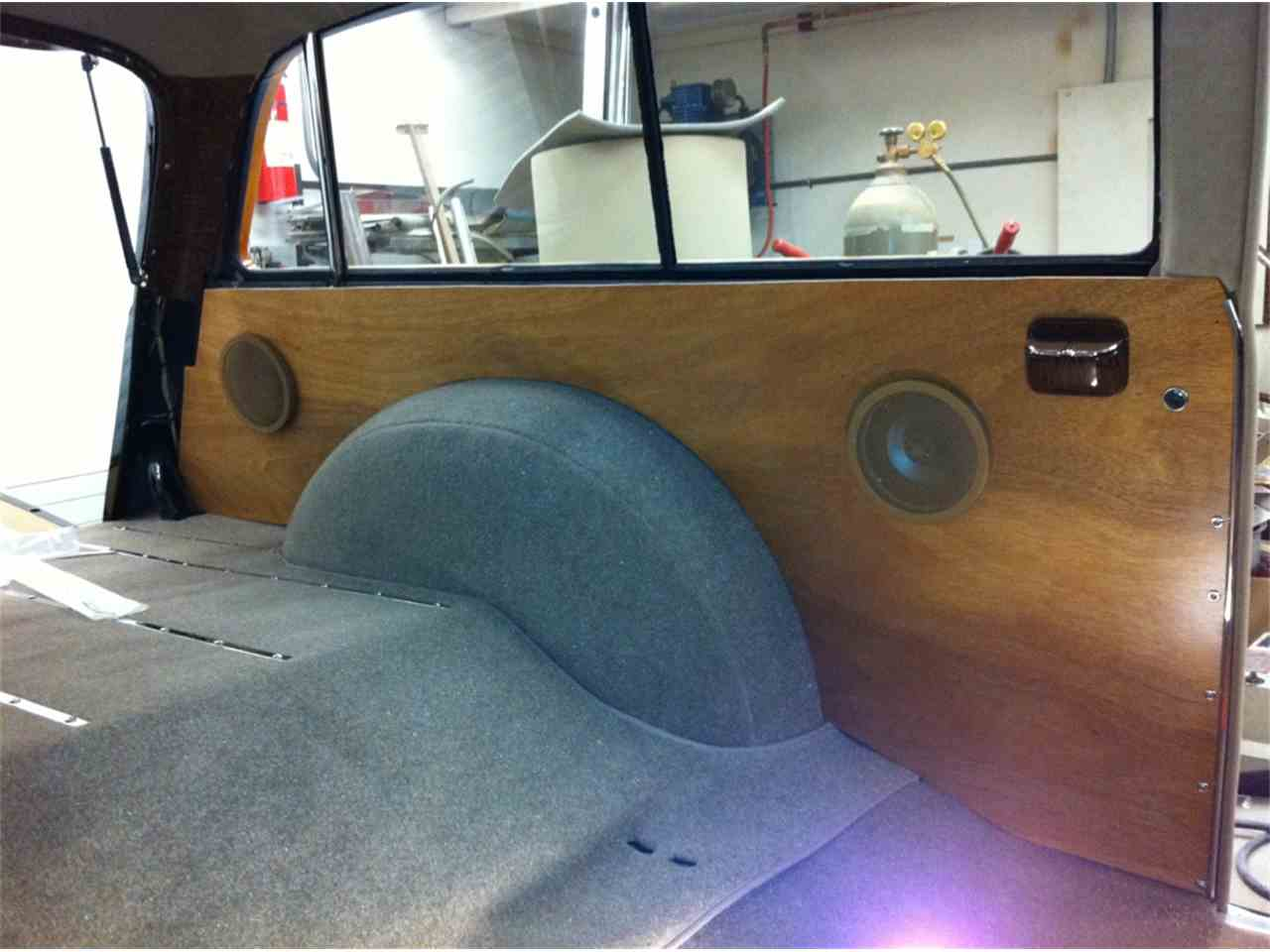 Large Picture of 1950 Woody Wagon located in Tustin California - $119,000.00 - NDEI
