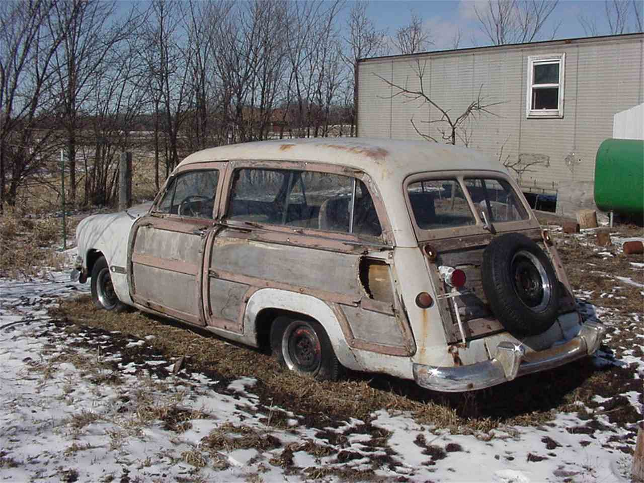Large Picture of 1950 Woody Wagon - $119,000.00 Offered by a Private Seller - NDEI