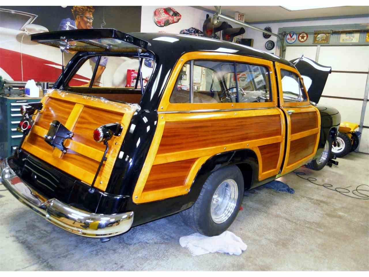 Large Picture of 1950 Ford Woody Wagon located in Tustin California - NDEI