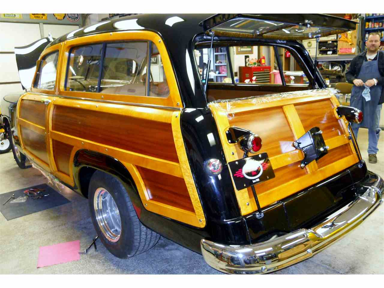 Large Picture of 1950 Woody Wagon located in California - NDEI