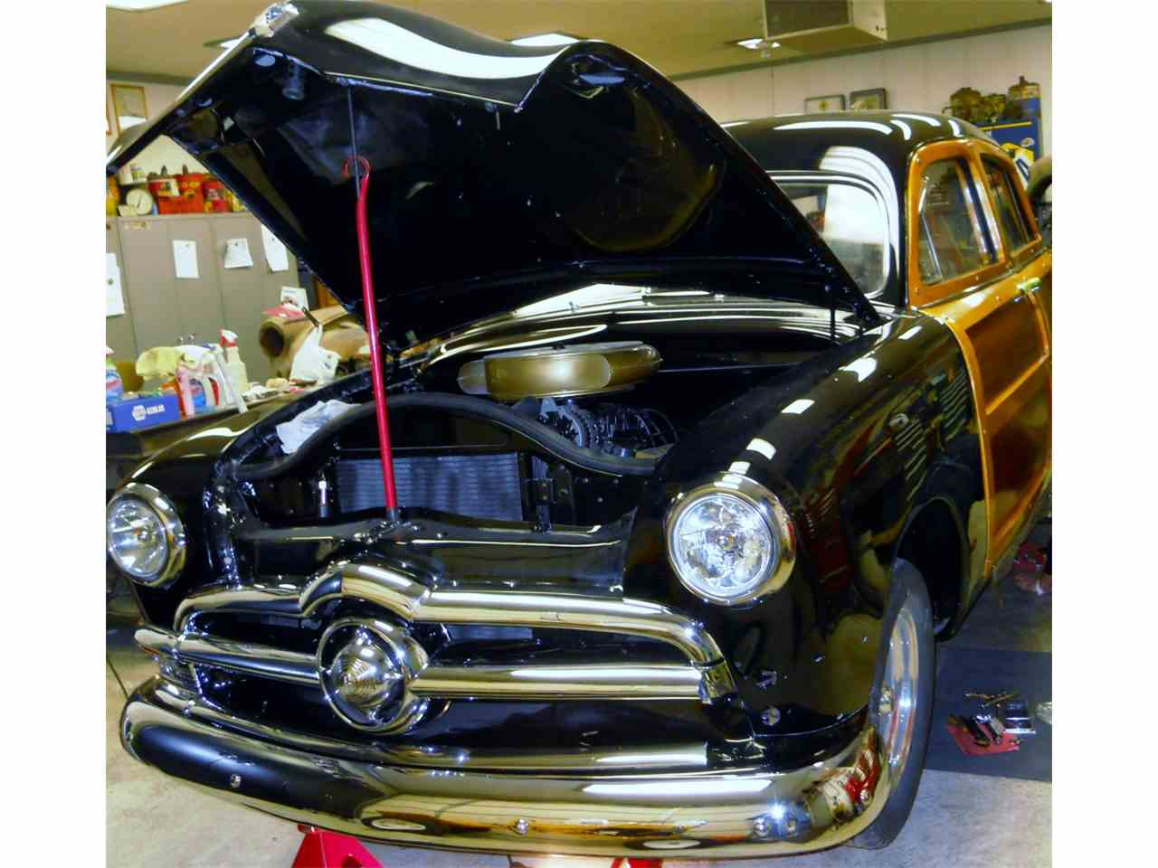 Large Picture of Classic 1950 Ford Woody Wagon - $119,000.00 - NDEI