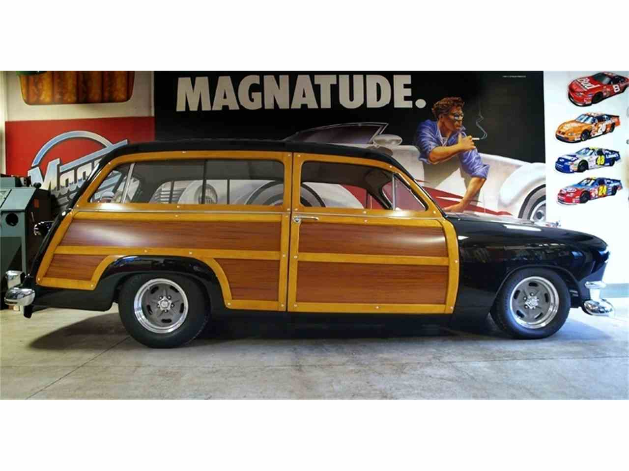 Large Picture of '50 Ford Woody Wagon located in California - NDEI