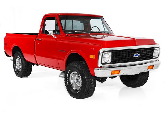 Picture of '72 Pickup - NGL9