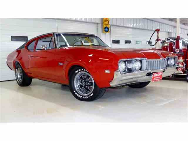 Picture of '68 Cutlass - NGLD