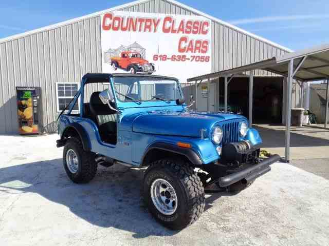 Picture of 1973 Jeep CJ5 Offered by  - NGLH