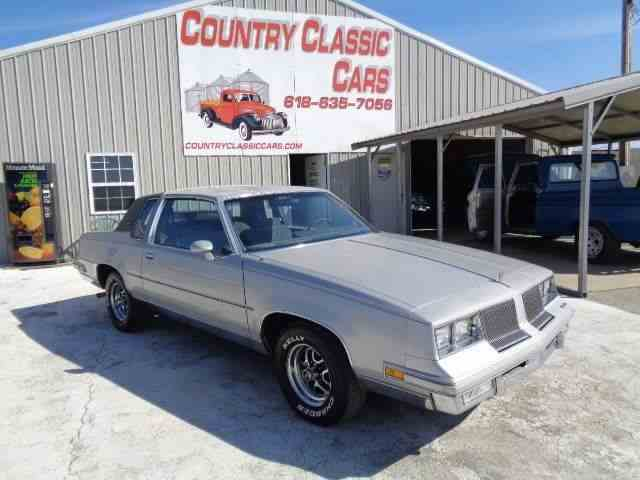 Picture of '86 Cutlass - NGLI