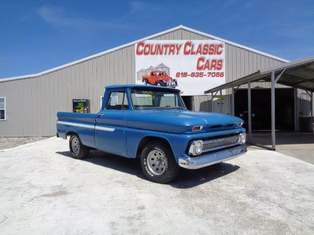 Picture of '66 C/K 10 - NGLJ