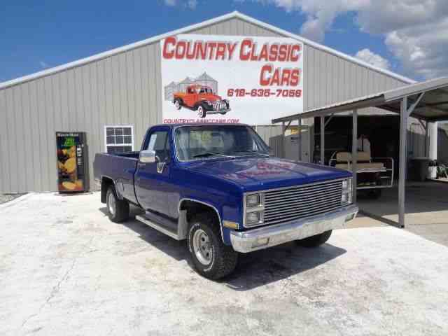 Picture of '82 Chevrolet C/K 10 located in Illinois - NGLM
