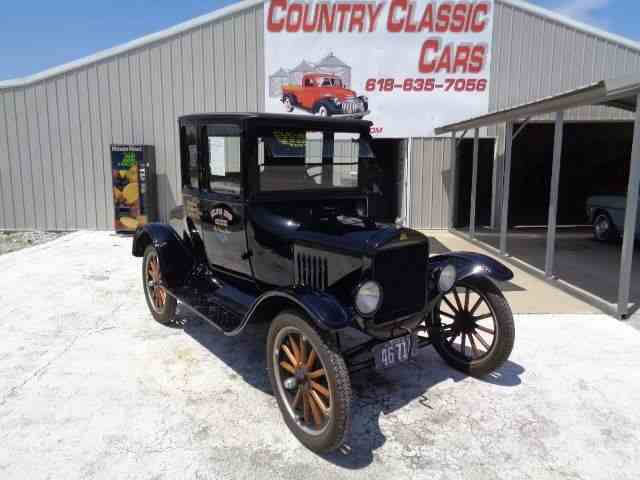 Picture of 1923 Ford Model T located in Illinois - $13,750.00 - NGLN