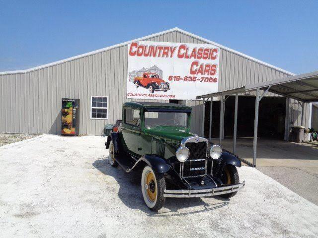 Picture of Classic 1930 Chevrolet 3-Window Pickup located in Illinois - $21,650.00 Offered by  - NGLP