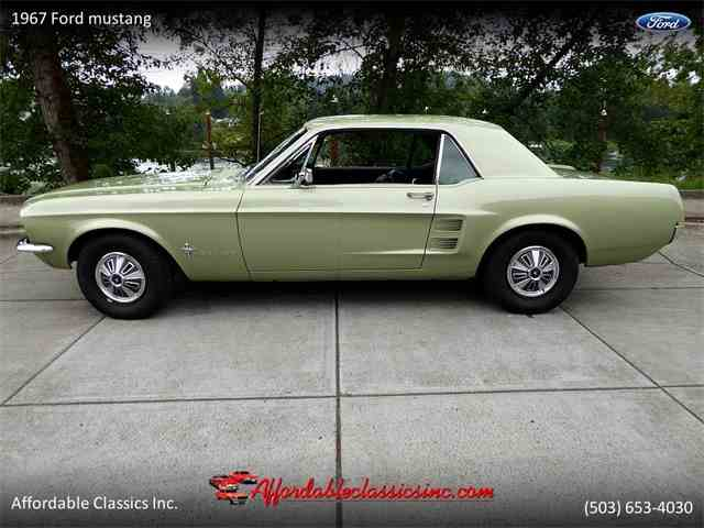 Picture of '67 Mustang - NGLX