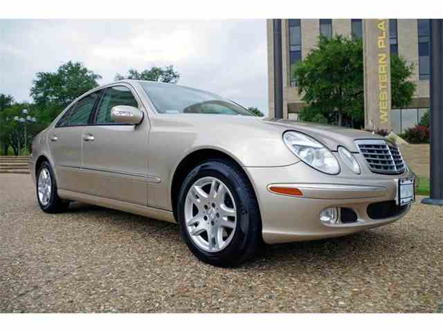 Picture of 2003 Mercedes-Benz E-Class - $8,995.00 Offered by  - NGM1