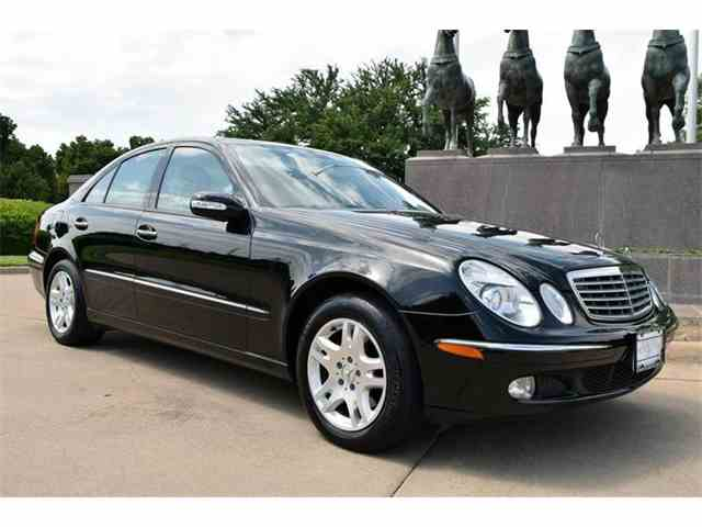 Picture of '03 E-Class located in Texas - $10,900.00 - NGM4