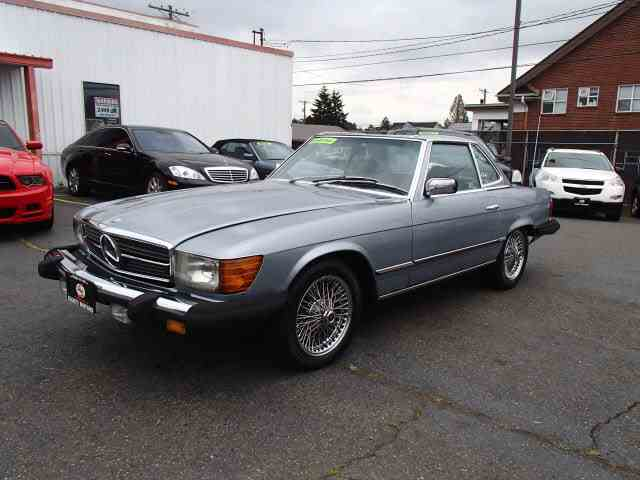 Picture of 1984 Mercedes-Benz 380SL - $12,990.00 Offered by  - NGMD