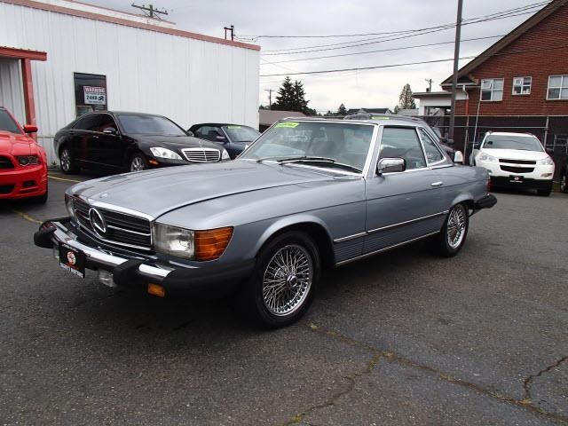 Picture of '84 380SL - NGMD