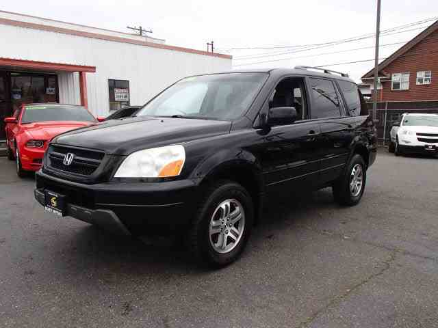 Picture of 2004 Honda Pilot located in Tacoma Washington - $6,990.00 Offered by  - NGMF