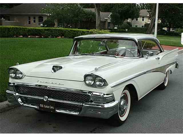 Picture of '58 Fairlane - NGMW